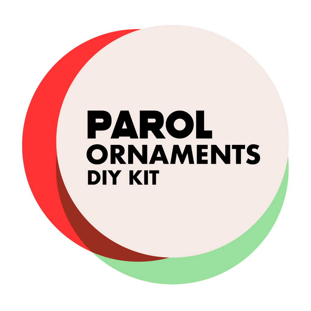 Parol Ornaments DIY Kit (Pre-Order)