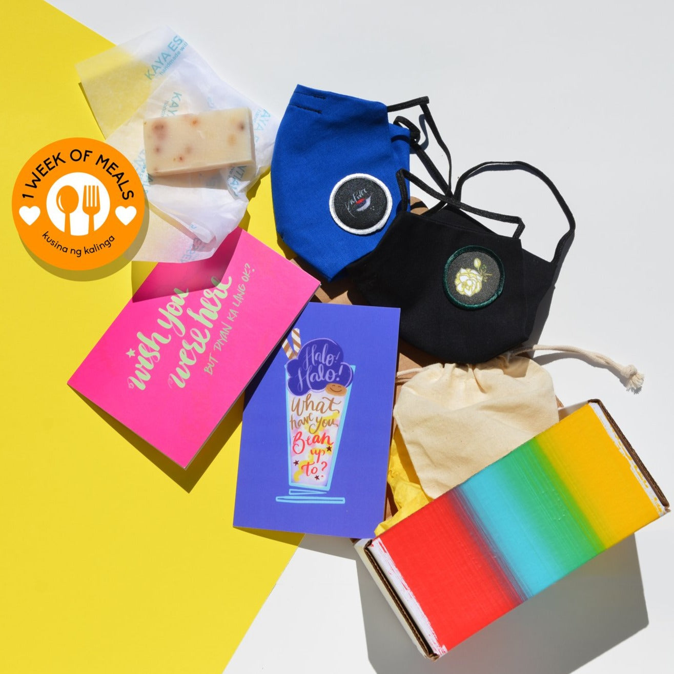 Manila Oriental x Kaya Essentials : Kapwa Care Kit