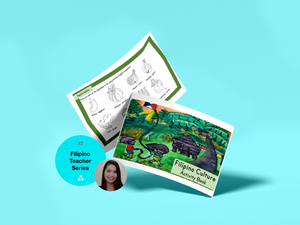 Filipino Culture Activity Book by Kezia Viray