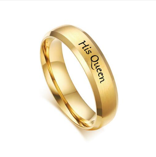 Titled Rings for Couples -  [product_type] - ShaadiMagic