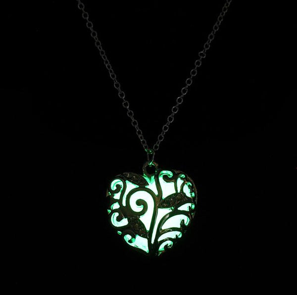Unisex Luminous Vintage Glow Pendant -  [product_type] - ShaadiMagic
