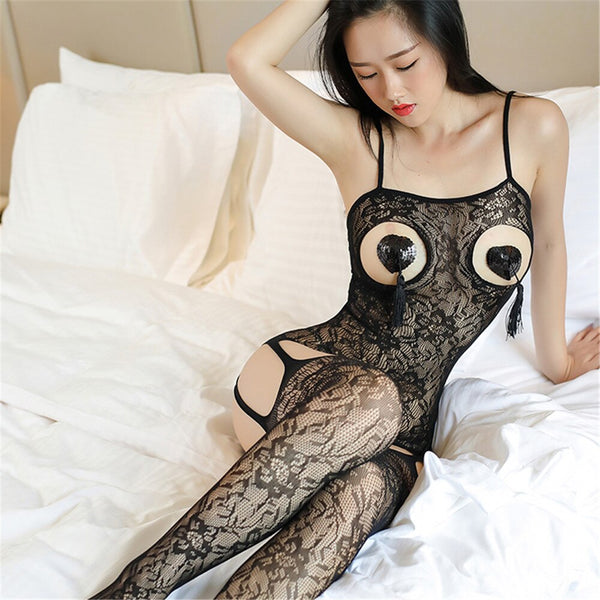 Siamese Three-Point G-string Erotic Lingerie