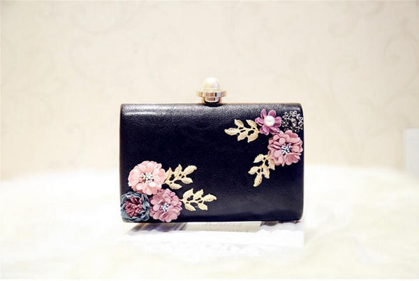 Mini Luxury Wedding Clutch Purse -  100002856 - ShaadiMagic