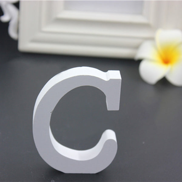 White Wooden LOVE Wedding Sign -  200220143 - ShaadiMagic