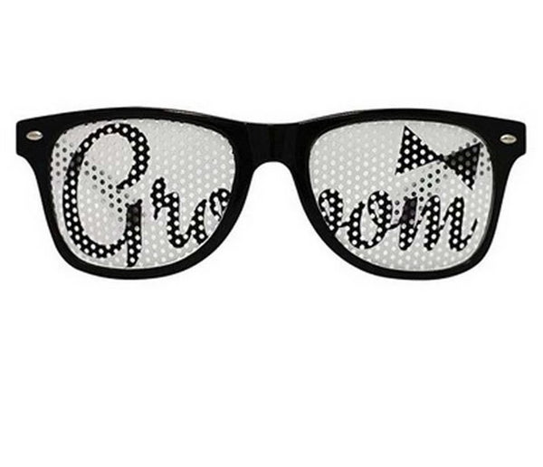 Bride And Groom Eye Glasses -  200220143 - ShaadiMagic