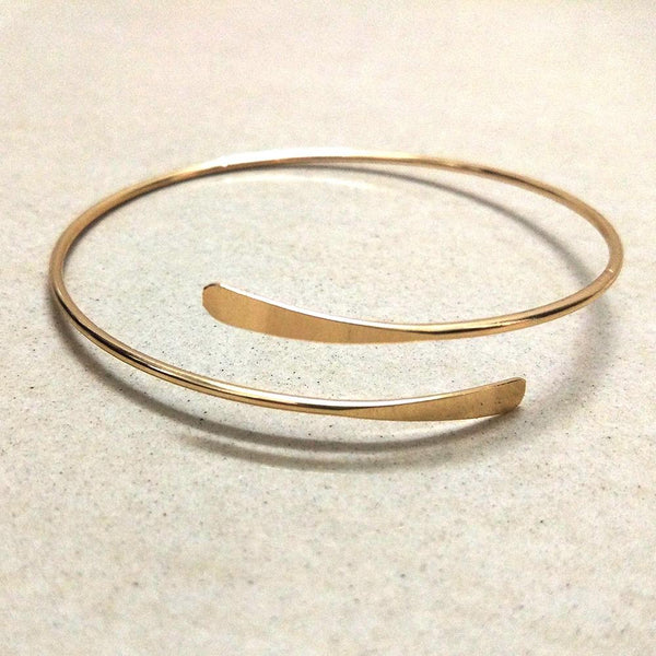 Easy geometry cuff bangle -  [product_type] - ShaadiMagic
