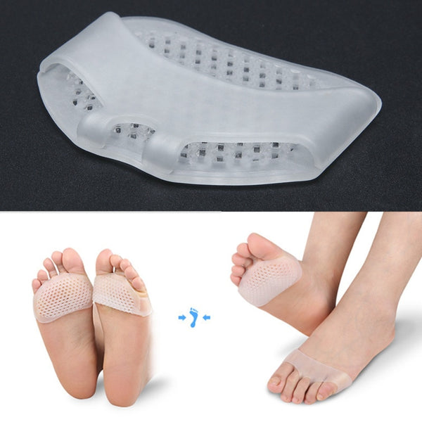 Silicone Soft Forefoot Invisible High Heel Pads -  [product_type] - ShaadiMagic