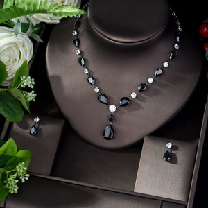 Necklace & Earrings Nigerian Jewelry Set -  100007324 - ShaadiMagic