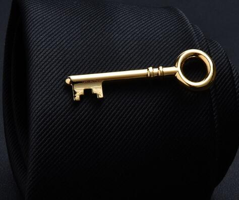 Feather Glasses Anchor Mustache Key Shape Tie Clip -  [product_type] - ShaadiMagic
