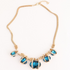 Statement Pendant Chain Necklaces -  [product_type] - ShaadiMagic