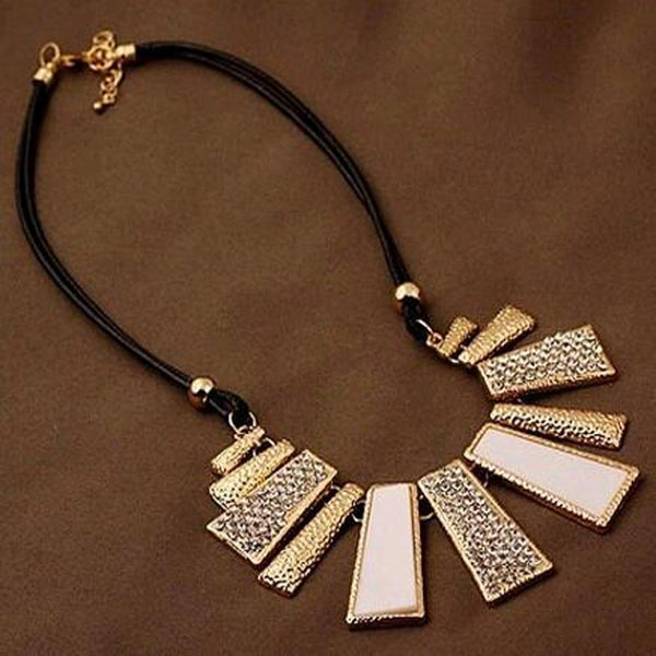 Femme Fashion Statement Necklace -  [product_type] - ShaadiMagic