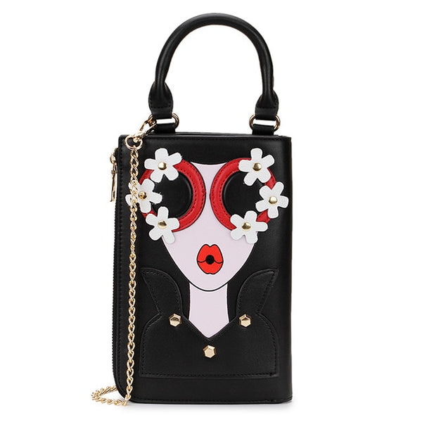 Funky Ladies Shoulder Totes  Bag -  [product_type] - ShaadiMagic