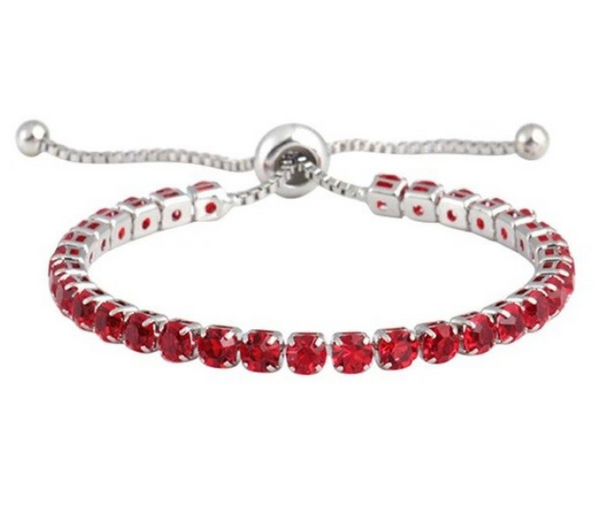 Rare Earth Glass Drill Bracelets Pull String -  [product_type] - ShaadiMagic