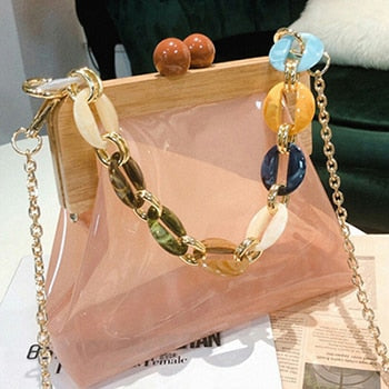 Ice Cream Color Clip Women Handbag -  [product_type] - ShaadiMagic