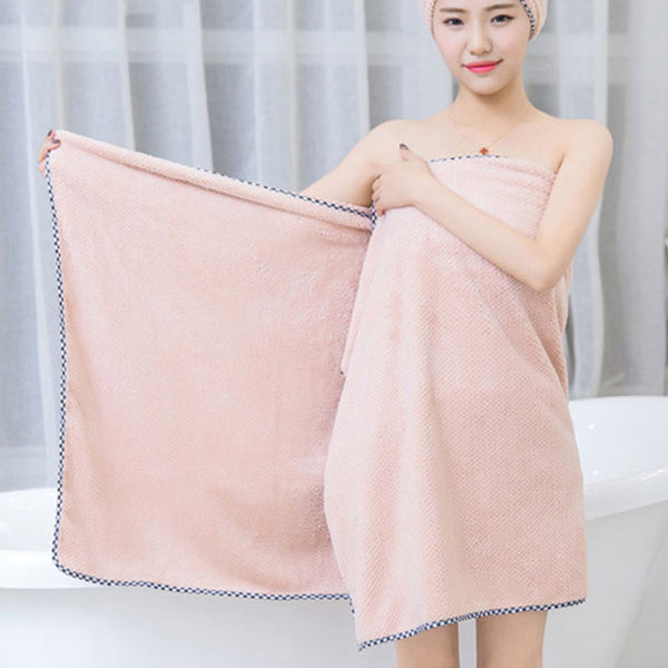 Polyester Cotton Women Bathroom Towel -  Home & Garden - ShaadiMagic