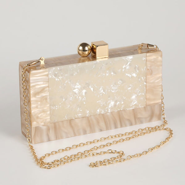 Luxury Marble Small Wedding Handbag -  100002856 - ShaadiMagic