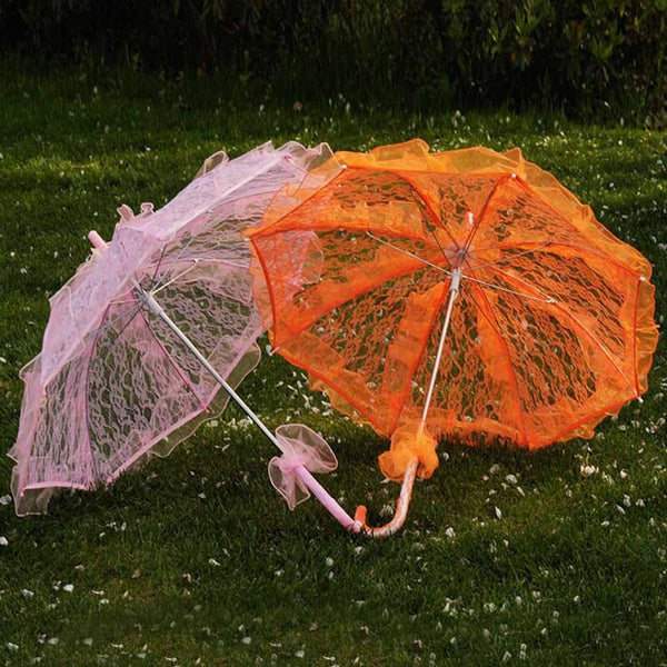 Stylish Western Style Lace Wedding Decoration Umbrella -  200000838 - ShaadiMagic