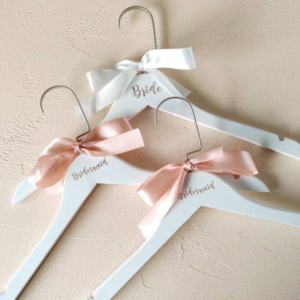 Wedding Dress Bride and Groom Hangers -  200041144 - ShaadiMagic
