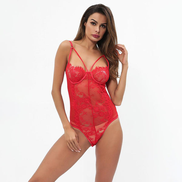Mesh Lace Body Transparent Sexy Bodycon -  200000362 - ShaadiMagic