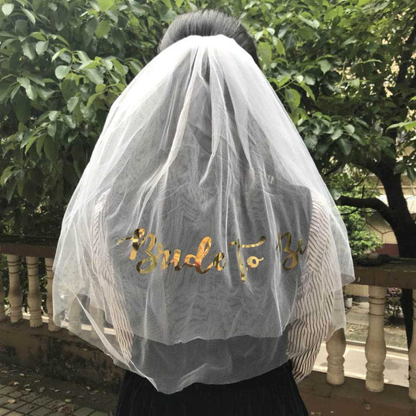 Veil Bride To Be for Wedding -  200220143 - ShaadiMagic