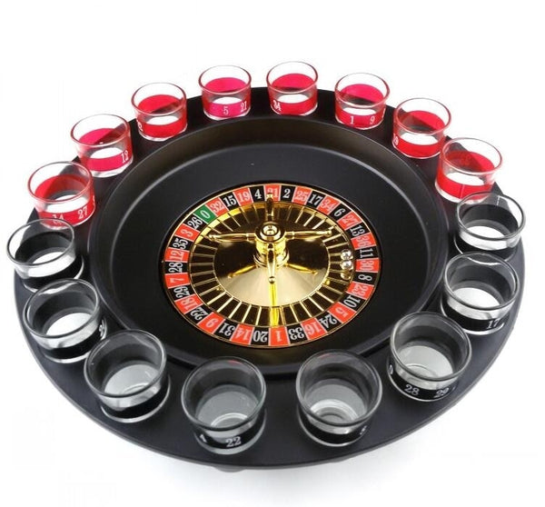 Roulette Spin Wheel Board Drinking Game -  100007471 - ShaadiMagic