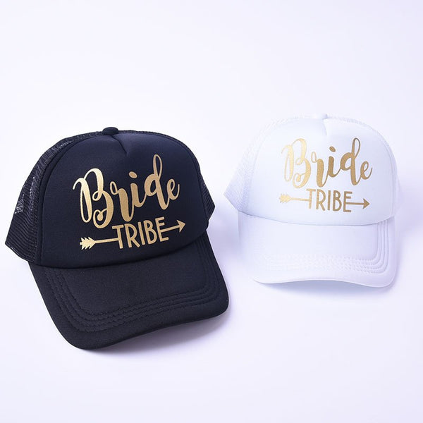 BRIDE TRIBE Hat Cap Bachelorette -  200220143 - ShaadiMagic