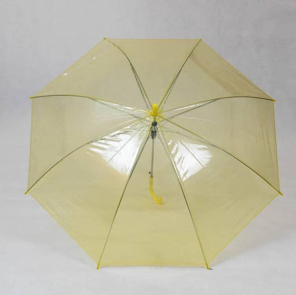 Clear Transparent Monsoon Wedding Umbrella -  100004777 - ShaadiMagic