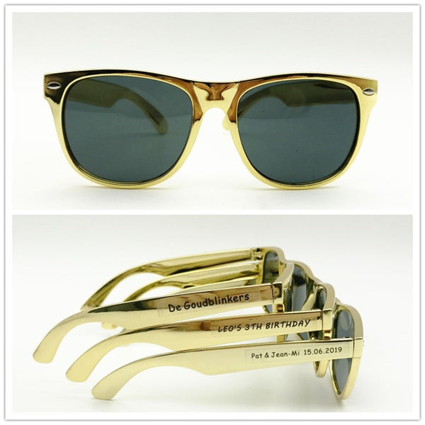60 Pair Personalized Sunglasses