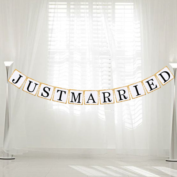 Bunting Garland Banners Wedding Decor -  200217147 - ShaadiMagic
