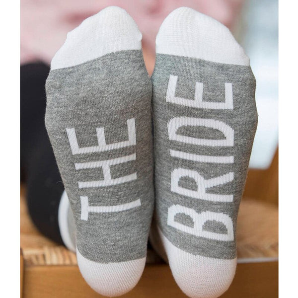 Bridal Shower Party Socks