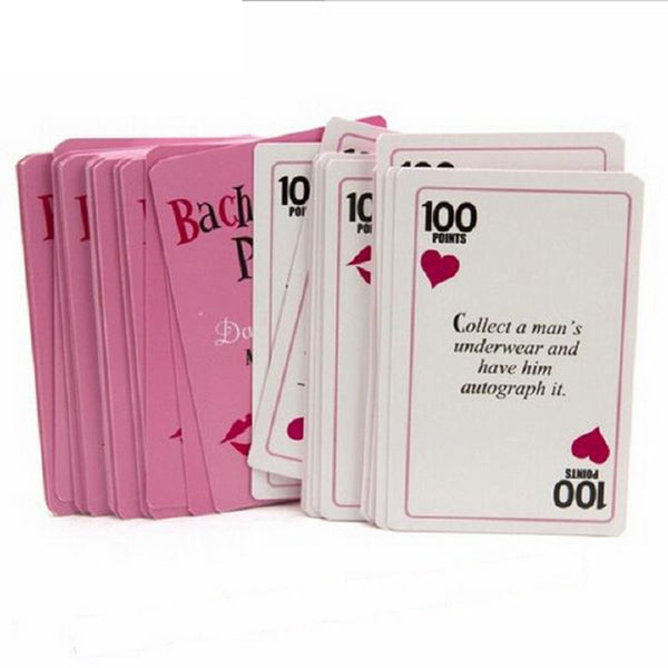 Bachelorette Party Truth & Dare Cards -  200220143 - ShaadiMagic