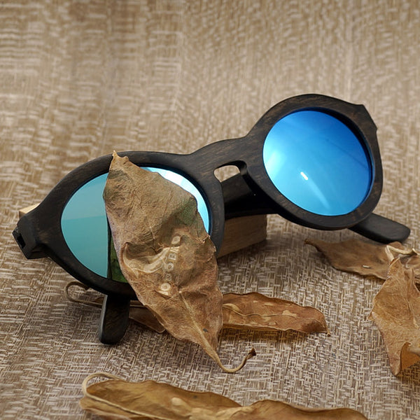 Wooden Sunglasses Women Polarized Sun -  Fashion Accessories - ShaadiMagic