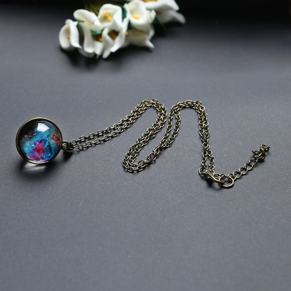 Universe Necklace -  [product_type] - ShaadiMagic