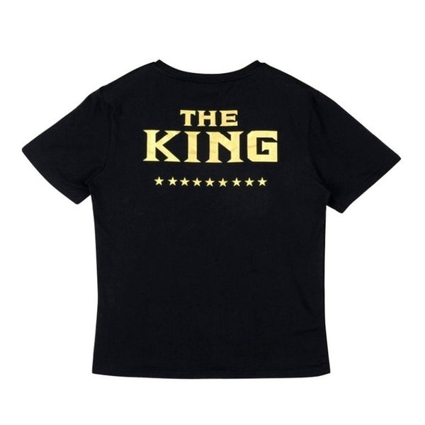 King Queen Couple T Shirts -  [product_type] - ShaadiMagic