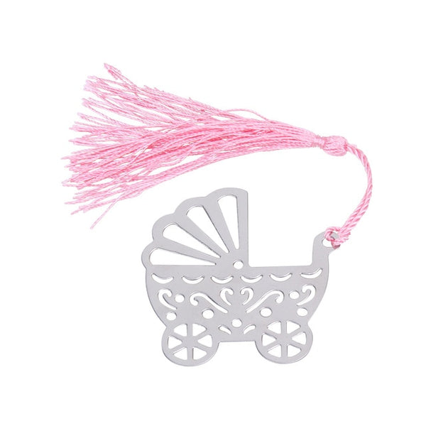 Metal Bookmark Tassel Stroller -  [product_type] - ShaadiMagic
