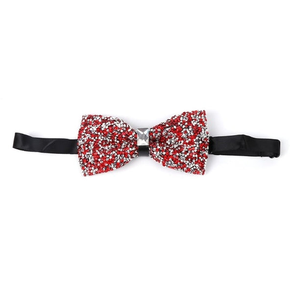 Bow Tie Bling Butterfly Knot -  [product_type] - ShaadiMagic