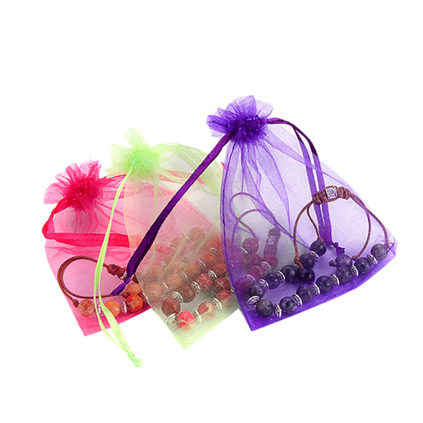 Jewelry Candy Organza Bags Packaging