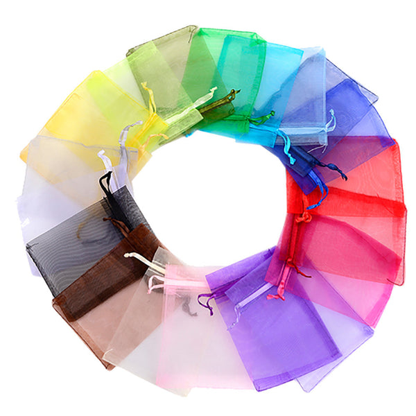Jewelry Candy Organza Bags Packaging -  [product_type] - ShaadiMagic