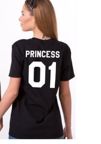 Prince 01 T Princess 01 Print T-Shirt -  [product_type] - ShaadiMagic