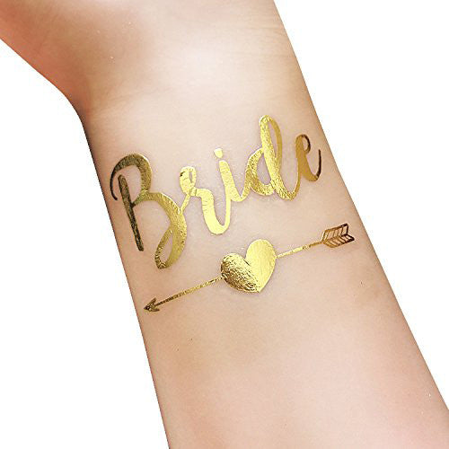 Hen Party Temporary Body Tattoos -  [product_type] - ShaadiMagic