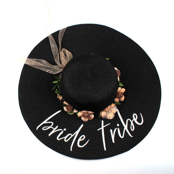 Floppy Bride & Bridesmaid Hats -  [product_type] - ShaadiMagic