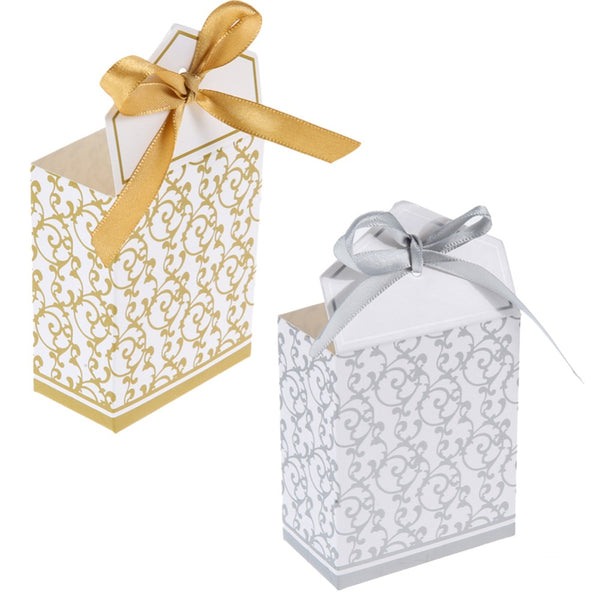 50 Pc. Ribbon - Wedding Gifts Candy Boxes -  [product_type] - ShaadiMagic