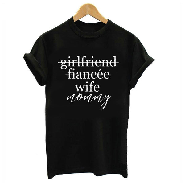 Daddy Mommy Couple T Shirts
