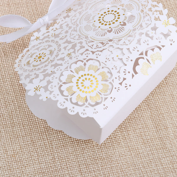 50 Pc. Hollow Die-Cut Gift Boxes