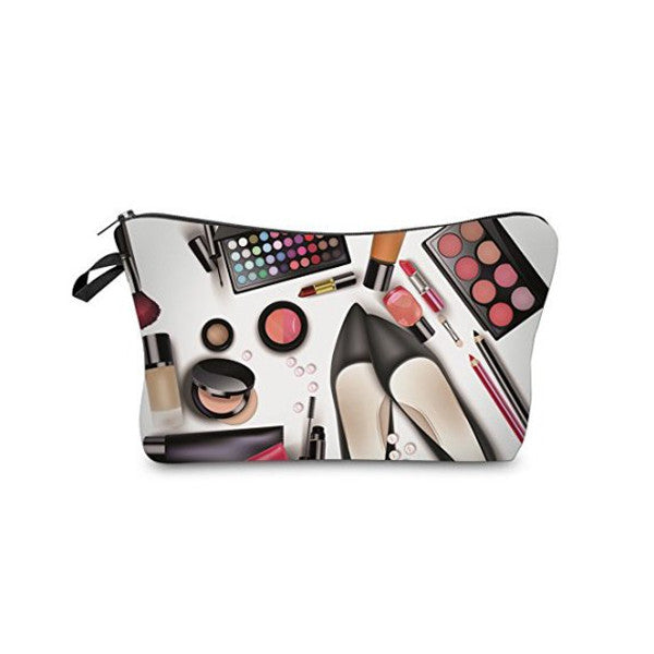 Trendy Makeup & Cosmetics Travel Bag -  [product_type] - ShaadiMagic