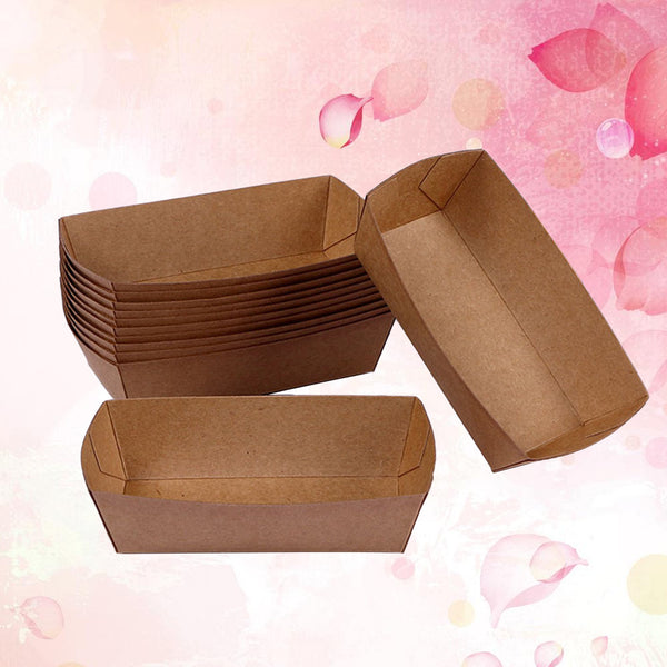 100 Pc. Paper Box Candy Cookies Cake Package -  [product_type] - ShaadiMagic