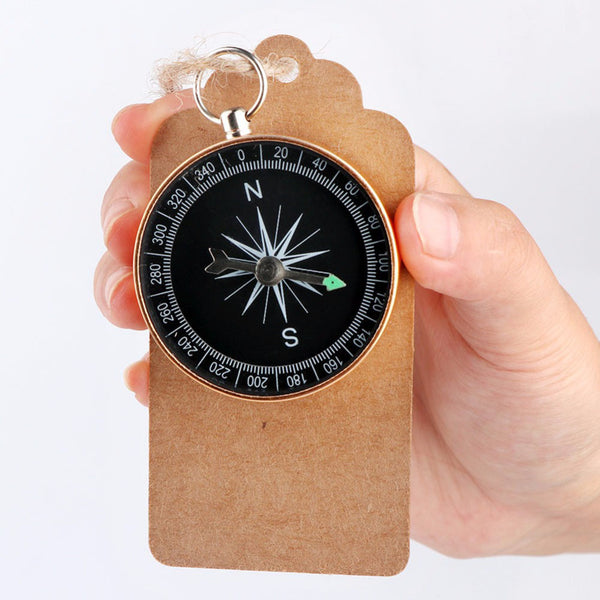 Compass Pendant Portable Gift Favors -  [product_type] - ShaadiMagic