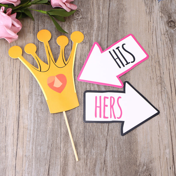 Wedding Photo Booth Props -  [product_type] - ShaadiMagic
