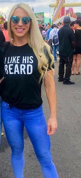 T-Shirt BEARD BUTT Sweet Lovers -  [product_type] - ShaadiMagic