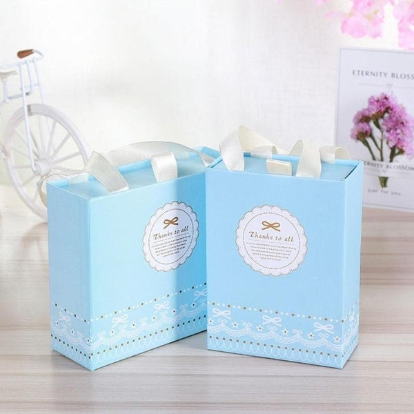 50 Pc. Candy  Drawer Shape Favor Box